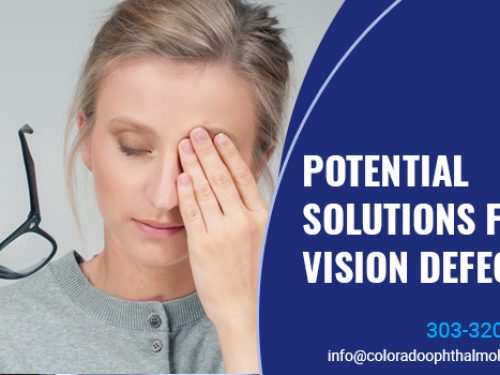 Potential Solutions for Vision Defects